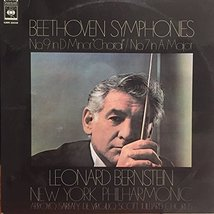 Leonard Bernstein Conducts Beethoven - Leonard Bernstein, New York Philharmonic