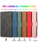 Luxury Flip Leather Wallet Stand Phone Case Cover For Samsung Galaxy A S... - $55.00