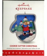 2016 Hallmark Keepsake Ornament - COOKIE CUTTER CHRISTMAS - 5th in SERIES - $9.89