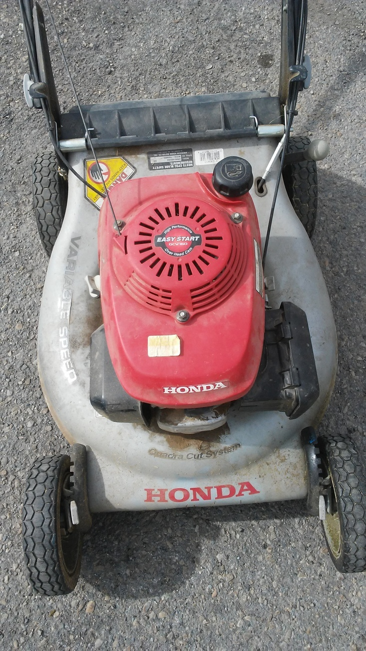 Replaces Honda Hrr2163vxa Lawn Mower And 50 Similar Items