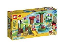 LEGO DUPLO Never Land Hideout 10513 - $73.25