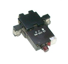 E-T-A 43-200-M0 Magnetic Single Pole Circuit Breaker 10 Amp 250 Vac - $14.99
