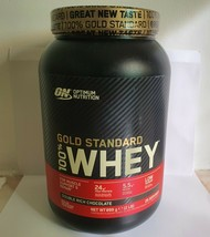 Optimum Nutrition Gold Standard 100% Whey Powder Double Rich Chocolate 899g - $36.49
