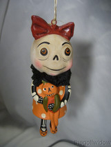 Bethany Lowe Happy Halloween Ornament no. HH4868 D image 1