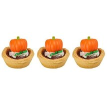 12 ct. Traditional Pumpkin Cupcake Rings with C... - $3.90