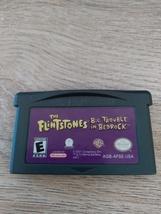 Nintendo Game Boy Advance GBA The Flintstones: Big Trouble In Bedrock image 2