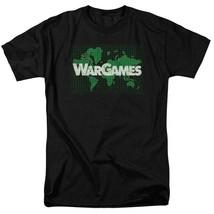 War Games t-shirt retro 80s Movie Brat Pack 100% cotton graphic tee MGM309 image 1