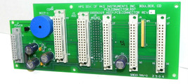 MKS INSTRUMENTS 100006169 ASSY, PCB, CONNECTOR image 1