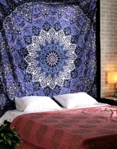 Tapestry Mandala Wall Art Hanging Bedspread Bed Covers Curtains Home Dec... - $359,42 MXN