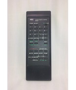 NEC RB-916 System Remote Control TV / VCR Tested Working - $9.85