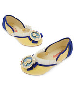 NEW Disney Store Snow White Child Shoes Dress Up Fancy Size 2/3 - $12.99