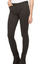 Andrew Marc Womens Ponte Stretch Pant Charcoal 6 - $29.69