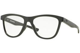 Oakley Occhiali da Vista a Terra Polished Black W/Clear Demo Lenti OX807... - $166.90