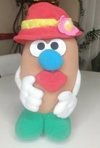 "Vintage Mr Potato Head Plush Playskool 1991 10"" Toy Story (With 7 Access... - $24.73"