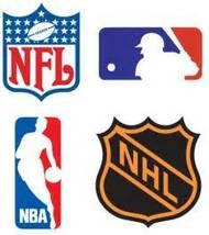 NHL/MLB/NBA/NFL Full Unused Ticket Stubs - $1.00