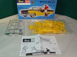 1/32 Revell Ford Fairlane Sunliner Model Kit Parts Bag Sealed - $24.74