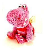 Hallmark Bernice Plush Dragon Hippo Singing Animated Valentine Animated ... - $21.77