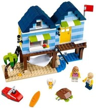 LEGO Creator Beachside Vacation Building Kit - $42.52