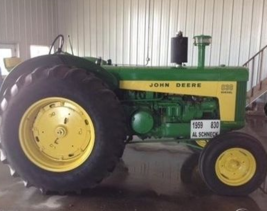 1959 John Deere 830 For Sale in Milbank, South Dakota 57252 image 1