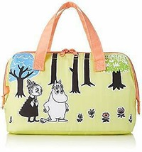 MOOMIN Cold Storage Lunch Bag Forest Skater KGA1 22 x 11.5 x 16cm  F/S - €30,49 EUR