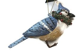 Home For ALL The Holidays Woodland Bird Ornament 3 inches (Bluebird) - $15.00