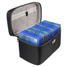 BUBM YGX-20P Portable Video Game Carrying Case Travel Storage Bag for So... - $30.76