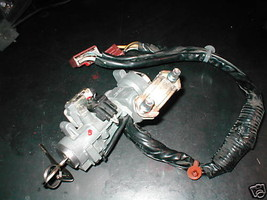 1992-1995 HONDA CIVIC KEY SWITCH IGNITION SWITCH FITS 5 SP MANUAL - $74.25