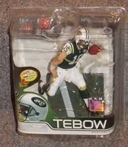 2012 McFarlane NFL New York Jets Tim Tebow Action Figure New In The Package - $24.99