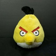 "Yellow CHUCK Angry Birds 10"" Large Plush Stuffed Animal Commonwealth No ... - $19.79"