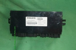 Volvo C70 Convertible Top Hood Control Unit Module P/N 31252663