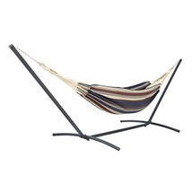 Classic Accessories Montlake FadeSafe Brazilian Hammock with Steel Stand... - $269.51
