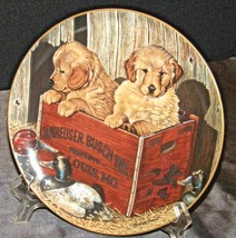 "Man's Best Friends Collection  ""Buddies"" by Marlowe Urdahl AA20-CP2295 Vintage C"