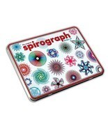 Spirograph Design Set The Original 15 Pieces Pack Kids Draw Developing Game - $19.77 CAD