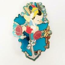 Disney Cruise Line LE 500 Featured Artist Jumbo 2005 Pinocchio Pin Under... - $99.99