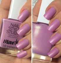 Avon Mark Nail Style Studio Nail Enamel Leading Lady 10 Ml New Boxed - $6.59