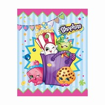 Shopkins Goodie Bags, 8ct (7.5 x 9 inches) - €1,74 EUR