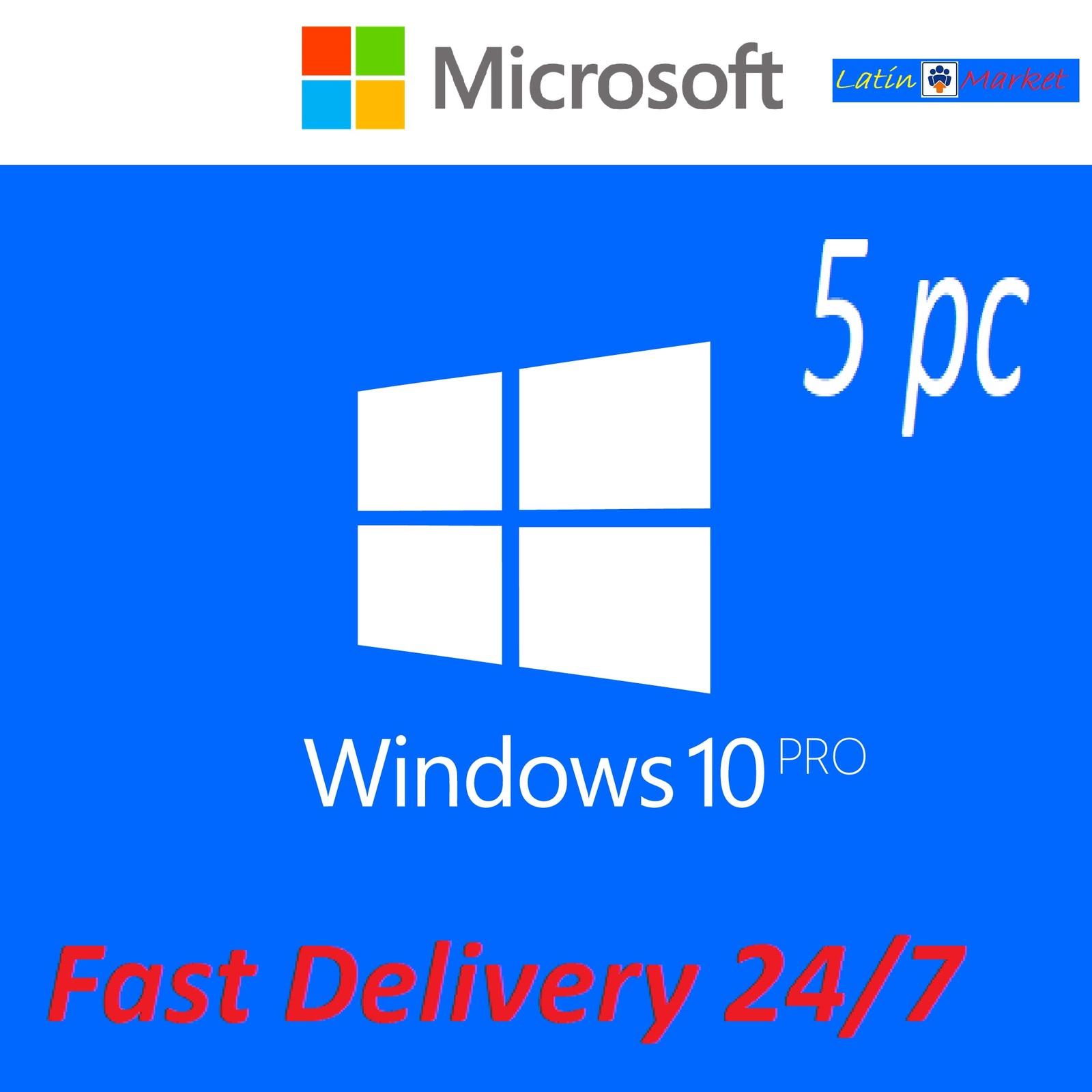 serial number windows 10 pro
