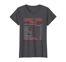 Halloween Shirts -  August Facts Shirt Vintage 29th Birthday Gift Made In 1989 W - $19.95+
