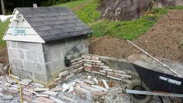 #ODF-05 Stackstone Veneer Concrete Molds Make 100s of Wall Stones for Pennies Ea image 3