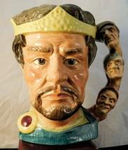 """Royal Doulton Character Jug  """"Macbeth""""  D6667 - $42.74"""