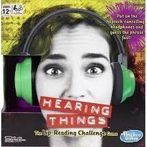 Hearing Things Alternate / Board Games - $31.69