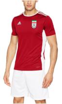 2019 Iran-Team Melli Original Top Training Jersey, Red  ,Size: Medium - $44.99