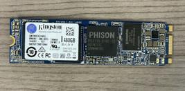 Kingston 480GB PCIe SATA SSD SM2280S3G2 - $64.35