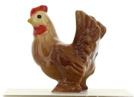 Hagen Renaker Miniature Chicken Little Red Hen Ceramic Figurine