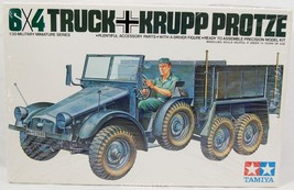 1/35 German 6X4 Truck Krupp Protze No MM204 Series No. 101 - $29.75