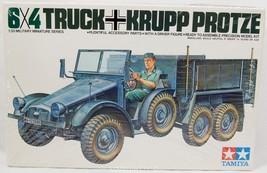 1/35 German 6X4 Truck Krupp Protze No MM204 Series No. 101 - $24.75