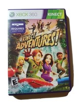 Kinect Adventures! (Microsoft Xbox 360) Video Game  - $4.94