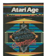 ORIGINAL Vintage Atari Age Magazine Nov 1983/Feb 1984 Vol 2 #4 - $18.49