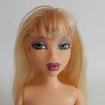 Barbie Delancey My Scene Doll Blonde Hair Dark Streaks Side Glance Eyes - $19.79