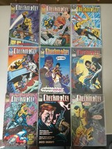 Lot of 9 Checkmate (1988 DC 1st Series) #1-4 8 14 25 26 30 VF Very Fine - $21.78